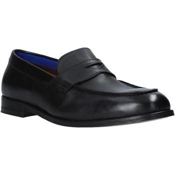 Cipők Férfi Mokkaszínek Marco Ferretti 161391MF Fekete