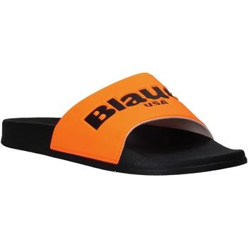 Cipők Férfi strandpapucsok Blauer S0BAY02/FLU Narancssárga