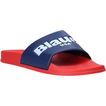 Cipők Férfi strandpapucsok Blauer S0BAY02/PUC Piros
