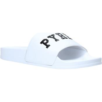 Cipők Férfi strandpapucsok Pyrex PY020167 Fehér