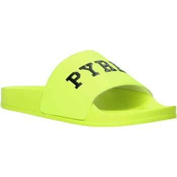 Cipők Női strandpapucsok Pyrex PY020171 Sárga