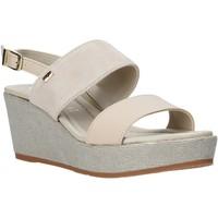 Cipők Női Szandálok / Saruk Valleverde 32212 Bézs