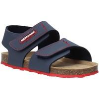 Cipők Gyerek Szandálok / Saruk Grunland SB0802 Kék