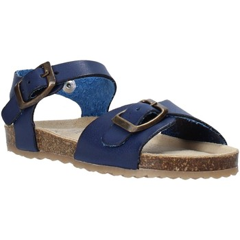 Cipők Gyerek Szandálok / Saruk Grunland SB1551 Kék