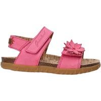 Cipők Lány Szandálok / Saruk Grunland SB1564 Rózsaszín