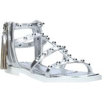 Cipők Lány Szandálok / Saruk Joli JT0080S Ezüst