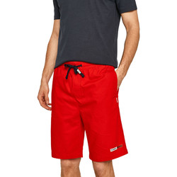 Ruhák Férfi Rövidnadrágok Tommy Jeans DM0DM08714 Piros