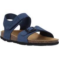Cipők Gyerek Szandálok / Saruk Grunland SB0236 Kék