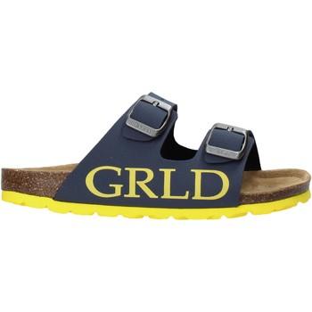 Cipők Gyerek Papucsok Grunland CB2420 Kék