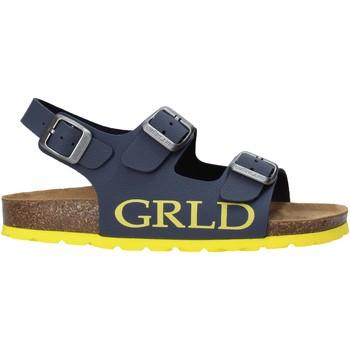 Cipők Gyerek Szandálok / Saruk Grunland SB1516 Kék