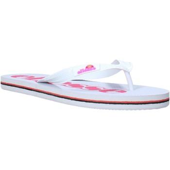 Cipők Női Lábujjközös papucsok Ellesse OS EL01W70404 Fehér