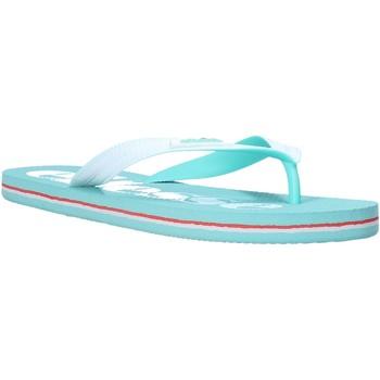 Cipők Női Lábujjközös papucsok Ellesse OS EL01W70404 Kék