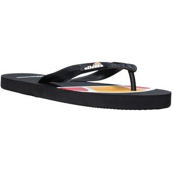 Cipők Női Lábujjközös papucsok Ellesse OS EL01W70410 Fekete