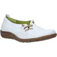 Cipők Női Balerina cipők  Grunland SC2694 Fehér