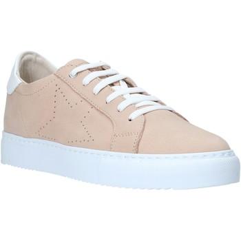 Cipők Női Rövid szárú edzőcipők Grunland SC4939 Rózsaszín
