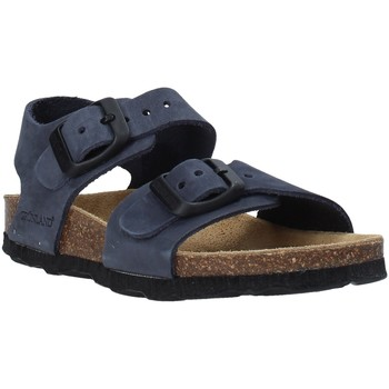 Cipők Gyerek Szandálok / Saruk Grunland SB0205 Kék