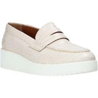 Cipők Női Mokkaszínek Maritan G 161407MG Fehér