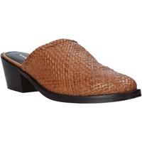 Cipők Női Gyékény talpú cipők Marco Ferretti 161401MF Barna