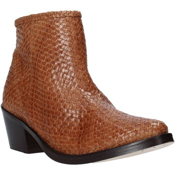 Cipők Női Bokacsizmák Marco Ferretti 172883MF Barna