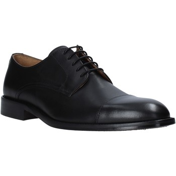 Cipők Férfi Oxford cipők Marco Ferretti 113043MF Fekete