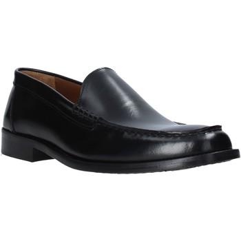 Cipők Férfi Mokkaszínek Marco Ferretti 161433MF Fekete