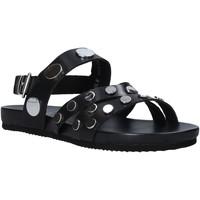 Cipők Női Szandálok / Saruk Cult CLE104387 Fekete