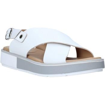 Cipők Női Szandálok / Saruk Mally 6803 Fehér