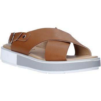Cipők Női Szandálok / Saruk Mally 6803 Barna