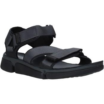 Cipők Férfi Szandálok / Saruk Clarks 26139566 Fekete