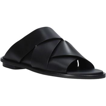 Cipők Női Papucsok Clarks 26139434 Fekete