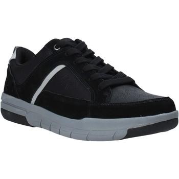 Cipők Férfi Rövid szárú edzőcipők Lumberjack SM51505 001 V12 Fekete
