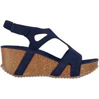 Cipők Női Szandálok / Saruk Docksteps DSE106243 Kék