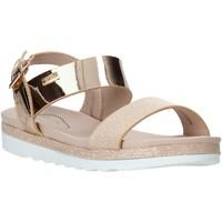 Cipők Lány Szandálok / Saruk Miss Sixty S20-SMS797 Rózsaszín