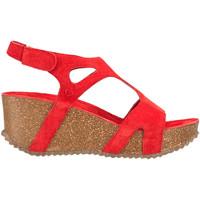 Cipők Női Szandálok / Saruk Docksteps DSE106246 Piros