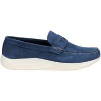 Cipők Férfi Mokkaszínek Docksteps DSE106371 Kék