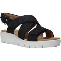Cipők Női Szandálok / Saruk Clarks 26140238 Fekete