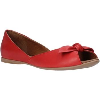 Cipők Női Balerina cipők  Bueno Shoes N0712 Piros