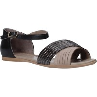 Cipők Női Szandálok / Saruk Bueno Shoes N0734 Fekete