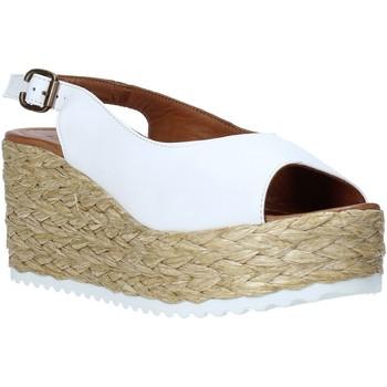 Cipők Női Szandálok / Saruk Bueno Shoes N3603 Fehér