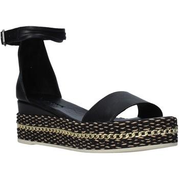 Cipők Női Szandálok / Saruk Bueno Shoes Q5908 Fekete