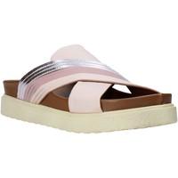 Cipők Női Papucsok Bueno Shoes CM2206 Rózsaszín