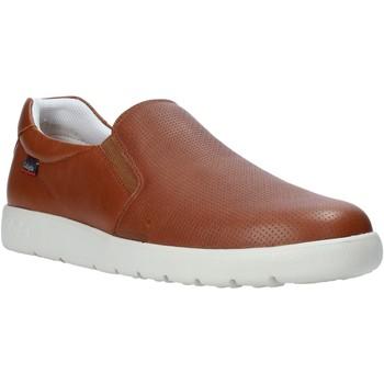 Cipők Férfi Belebújós cipők CallagHan 43701 Barna