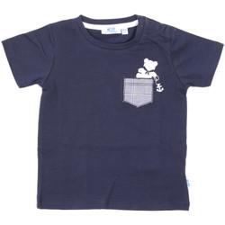 Ruhák Gyerek Rövid ujjú pólók Melby 20E5070 Kék