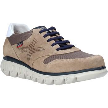 Cipők Férfi Rövid szárú edzőcipők CallagHan 12912 Barna
