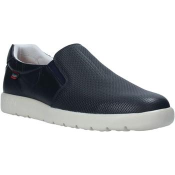 Cipők Férfi Belebújós cipők CallagHan 43701 Kék
