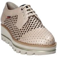 Cipők Női Oxford cipők CallagHan 14806 Rózsaszín