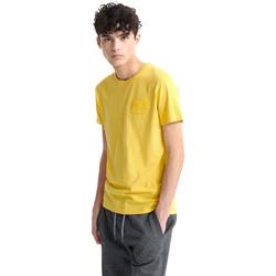 Ruhák Férfi Rövid ujjú pólók Superdry M1010067A Sárga
