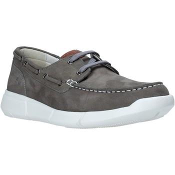 Cipők Férfi Oxford cipők Lumberjack SM59914 001 D01 Szürke