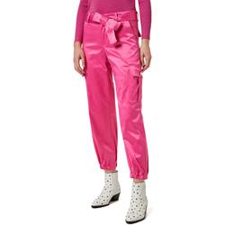 Ruhák Női Oldalzsebes nadrágok Liu Jo WA0351 T4153 Rózsaszín