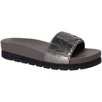 Cipők Női strandpapucsok Apepazza MMI02 Szürke